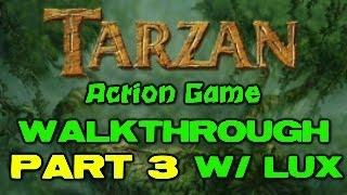 [WALKTHROUGH] TARZAN ACTION GAME PART #3 ELEPHANT