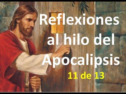 Seminario Reflexiones al hilo del Apocalipsis: 11 de 13