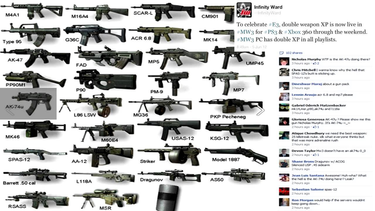 Image Result For Modern Warfare 3
