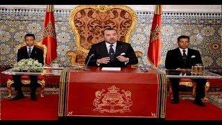 بالفيديو..هكذا تابع و تفاعل المغاربة مع الخطاب الملكي بمناسبة الذكرى الـ42 للمسيرة الخضراء من قلب مقهى شعبي بالرباط |