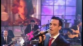 Robbie Williams & Nicole Kidman - Somethin' Stupid [totp2] view on youtube.com tube online.