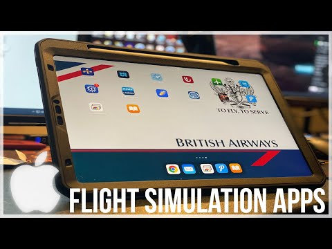My Favourite iPad Flight Simulation Apps