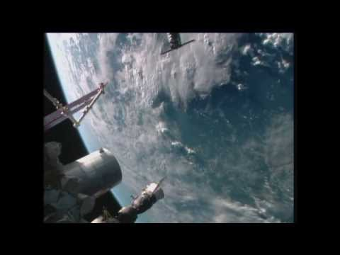 Cygnus Spacecraft Arrives at the Space Station | NASA Science HD Video