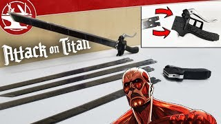 Make it Real: ATTACK ON TITAN!