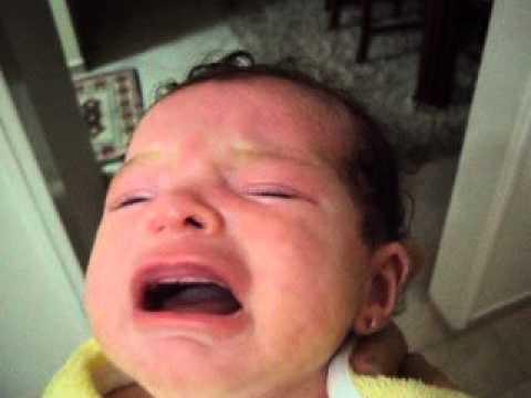 Choro de bebê