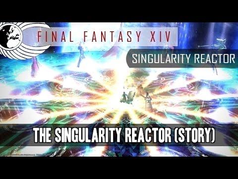 FFXIV - Singularity Reactor - Stream Footage - Odyssey