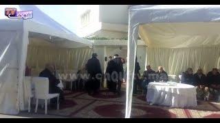 بالفيديو..أجواء حزينة في قلب منزل الحارس الدولي السابق حميد الهزاز بفاس   |   بــووز