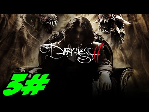 3º-THE DARKNESS II- LAS AVENTURAS CONTINUAN - GAMEPLAY ESPAÑOL- PS3/XBOX/PC