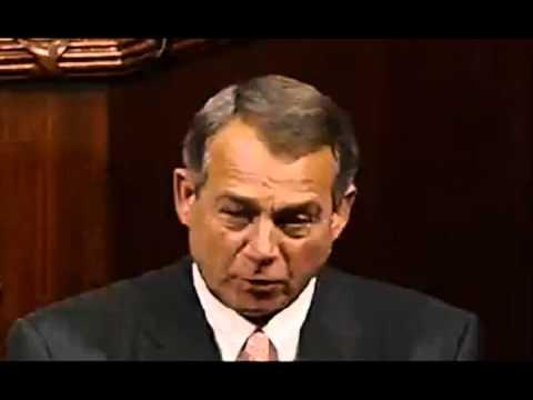 John Boehner on Benghazi Resolution
