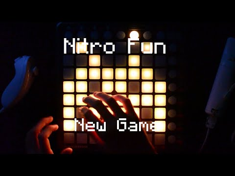 Nitro Fun || New Game  Taz0 Launchpad Cover
