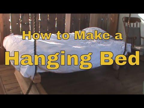 Make Hammock Out Of Bed Sheet
