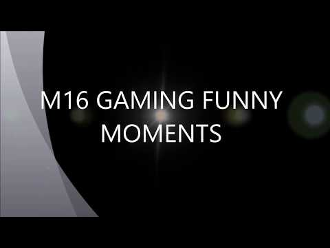 CROSSFIRE PH M16 GAMING FUNNY MOMENTS