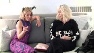 Kelly's Fashion Finder- Cher with Kelly Ripa (01.10.2013)