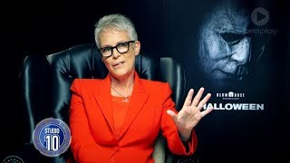 Jamie Lee Curtis Talks About The Success Of 'Halloween' | Studio 10