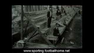 Em 1941,  o velho campo abandonado pelo Sporting foi a nova casa do Benfica