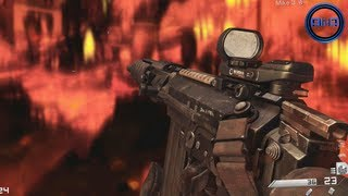 Call of Duty: GHOSTS Multiplayer GAMEPLAY! - New Nuke / K.E.M. STRIKE Killstreak! - (COD Ghost HD)