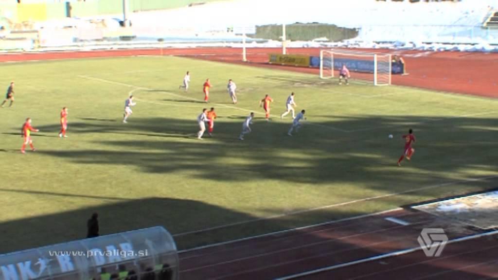 NK Rudar Velenje 3-0 NK Aluminij