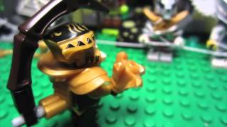 LEGO Legends Of Chima Episode 40 Season 7 Premiere