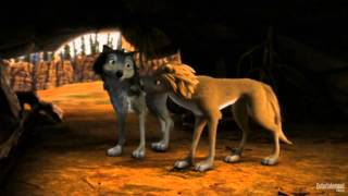Alpha And Omega 2: A Howl-iday Adventure (MOVIE CLIP