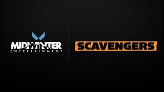 Scavengers - Announce Video