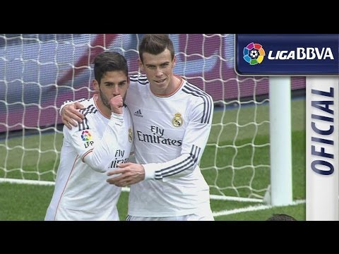Resumen de Real Madrid (3-0) Elche CF - HD - Highlights