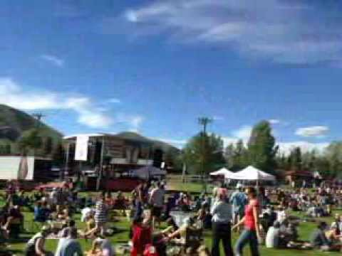 Summer 2013 Live Music in Jackson Hole
