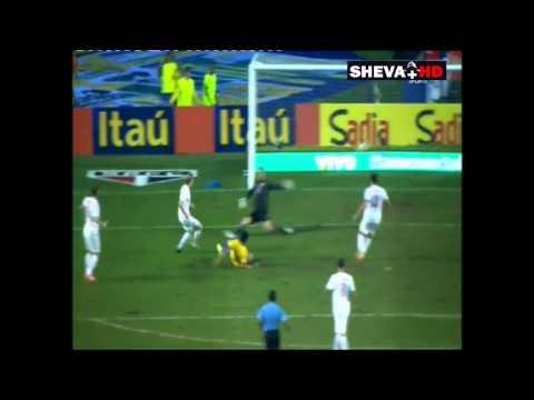 Brazil 1 - 0 Serbia #Fred Super Goal