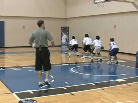 Youth Basketball Ball Handling Drills