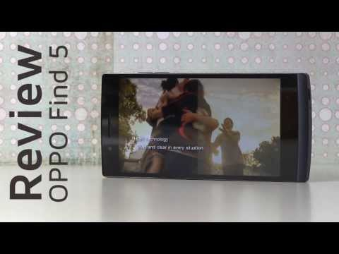 OPPO Find 5 Test midnight | Testbericht | Review