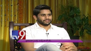 Naga Chaitanya's exclusive dance for TV9 ! - Full Episode..
