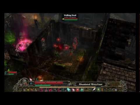 Новое видео с геймплеем оккультиста