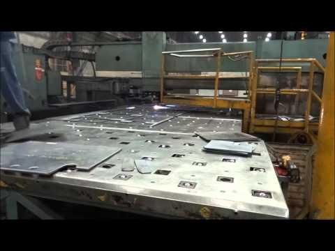 WHITNEY 661-96/160-ATC-45 CNC PUNCH & PLASMA