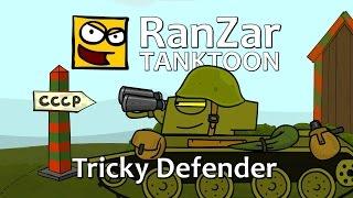 Tanktoon - šikovný obranca