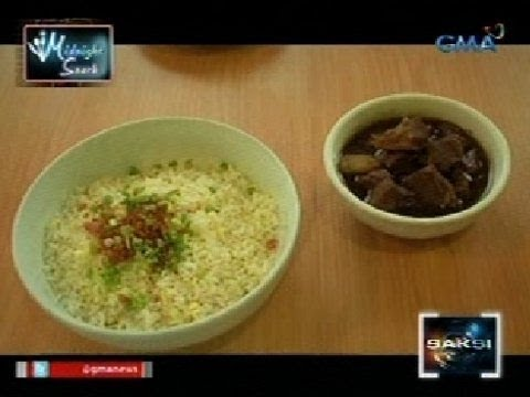 Saksi: Midnight Snack: Pinagsamang beef at sinangag o Pares, impluwensya ng mga Tsino