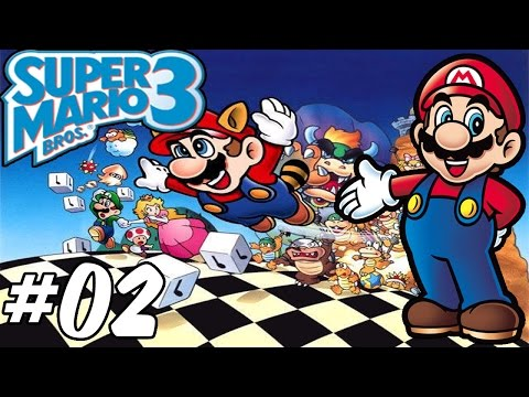 Super Mario Bros. 3 | Ep.2 | Desert Disasters (Ft. LegendaryPlumber)