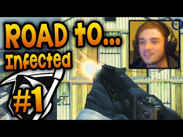 """HOLD THE FORT!"" - Road To - KEM Infected #1 LIVE w/ Ali-A! - (Call of Duty: Ghost Gameplay)"
