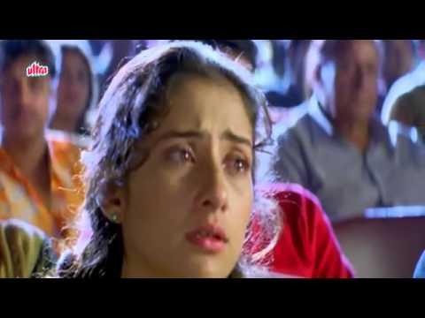 Chaha Hai Tujhko   Aamir Khan  Manisha Koirala  Mann Song