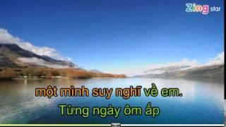 Karaoke - Yêu Như Không Yêu - Ngô Kiến Huy