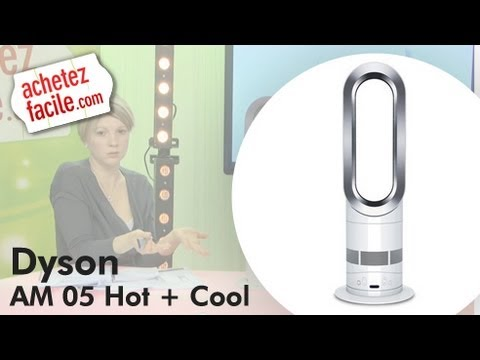 exclusivit dyson am05 hot cool youtube. Black Bedroom Furniture Sets. Home Design Ideas