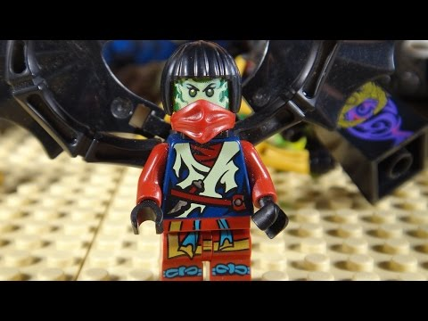 LEGO NINJAGO THE MOVIE PART 22 - TEASER TRAILER - CURSE OF THE OVERLORD