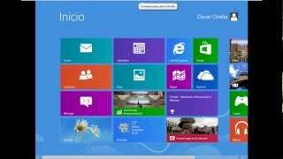 Windows 8 En Pc De Bajos Recursos 512mb De Ram