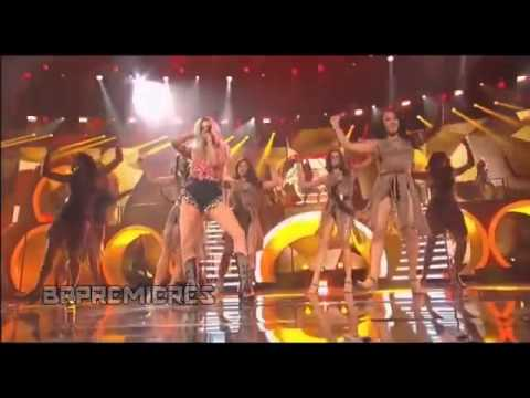 Pitbull ft. Ke$ha - Timber Live American Music Awards 2013