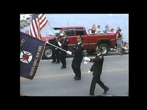 Rouses Point Parade  7-4-04