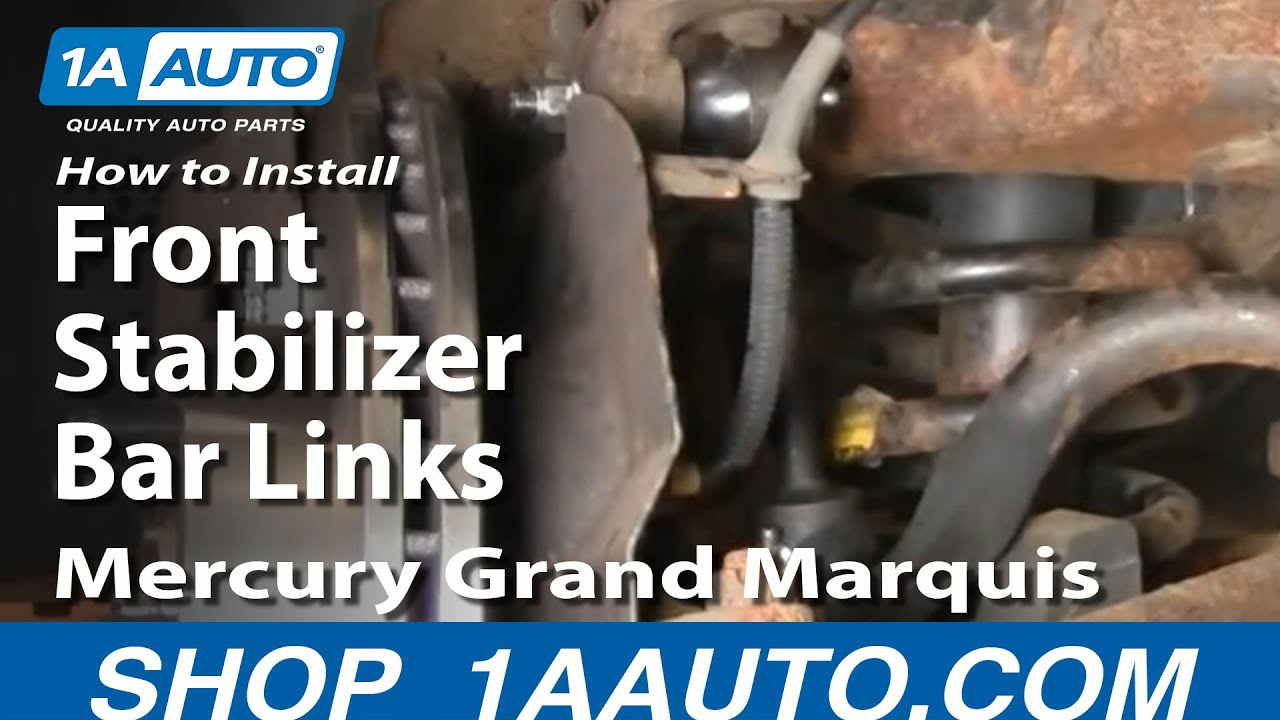 how to fix sagging front bar ba ford you tube
