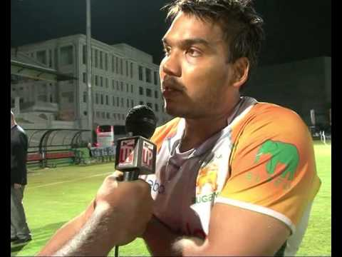 Post Match Interviews of Sri Lanka vs Hong Kong