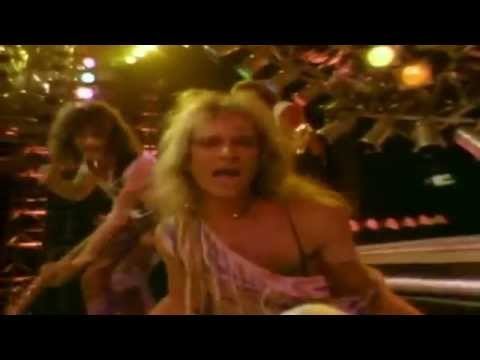 Van Halen Panama (Music Video)  {Widescreen}