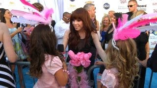 Sophia Grace and Rosie at the Billboard Music Awards 2013
