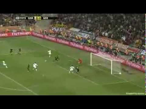 Germany vs Ghana 2 - 2 Highlights World Cup Brazil 22 06 2014