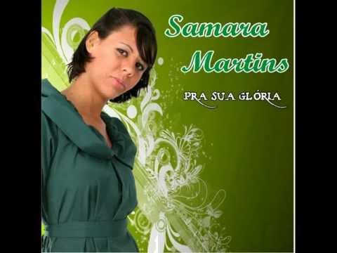 Corinho de fogo,Cantora Gospel Samara Martins