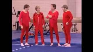Gymnastics - Jeff Foxworthy Style